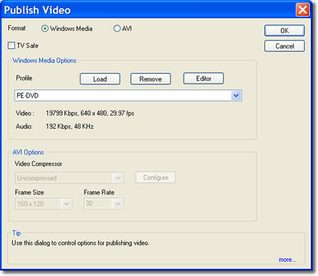 creating dvd from video